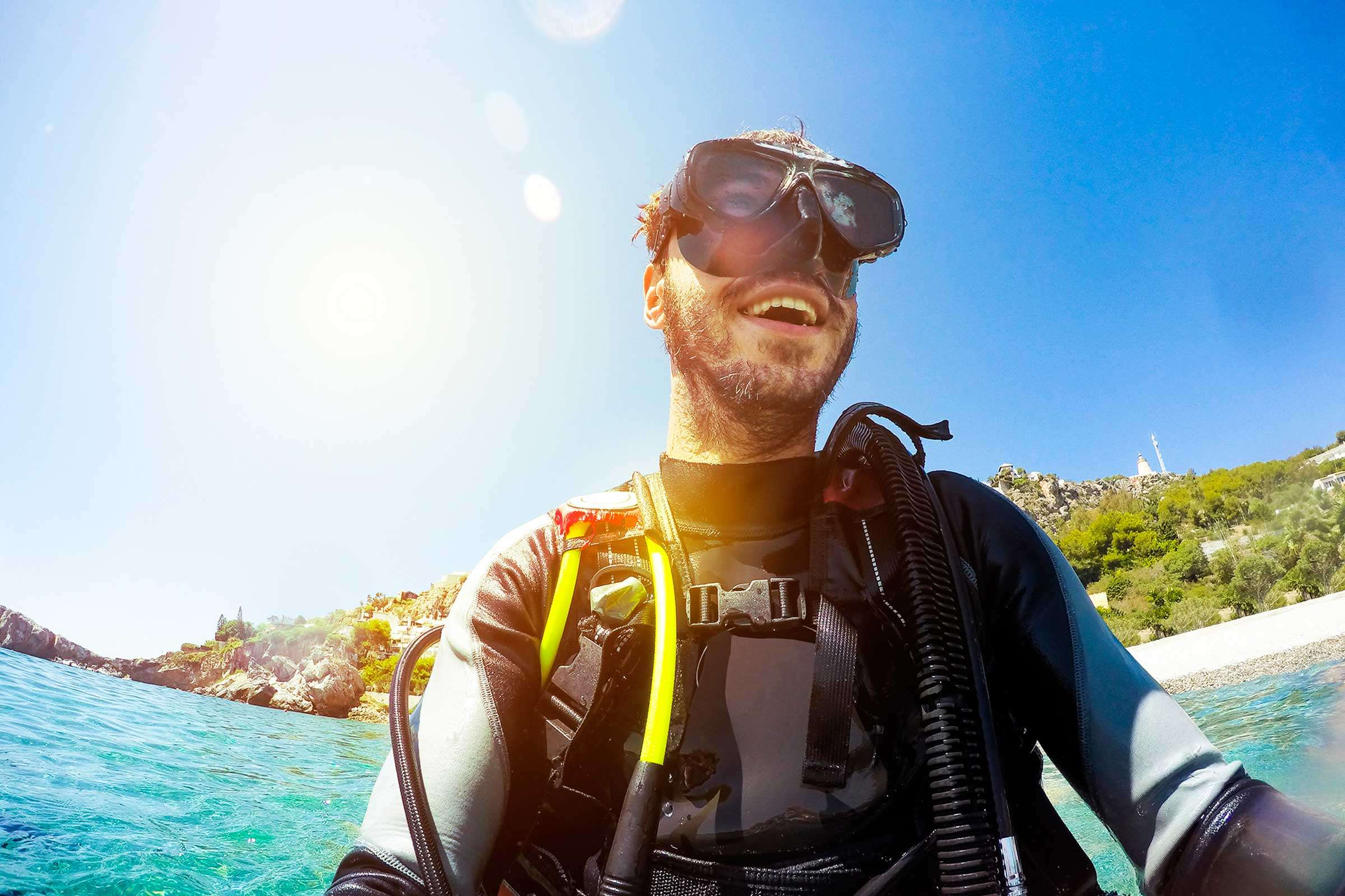 Caribbean Scuba Weekend